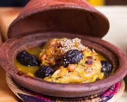 cuisine djouza recette tajine de poulet aux amandes abricots et pruneaux facile