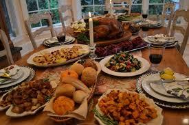 thanksgiving thanksgiving dinner brick landing ideas
