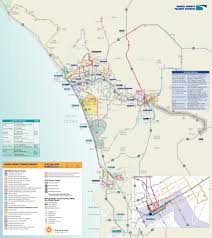 Route 70 Map by System Map Nctd