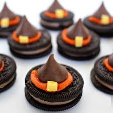 fast u0026 fun halloween snacks witches oreo witch hats and witch