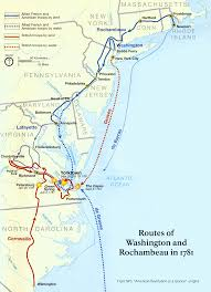 Map Of The Hamptons Colonial Quills The Revolutionary War In And Around The