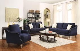 3 Pc Living Room Set Coaster Vessot Stationary Living Room Group Del Sol Furniture