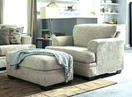 extra large chair with ottoman oversized chair slipcover oversized chair with ottoman slipcover