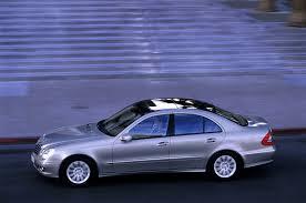 mercedes benz e class saloon review 2002 2008 parkers