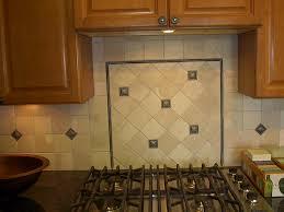 kitchen backsplash border easy tile backsplash modern kitchen with