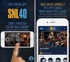 saturday night live app loads your iphone with 40 years of sketches
