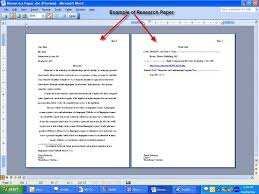 tips for writing a research paper high formal letter