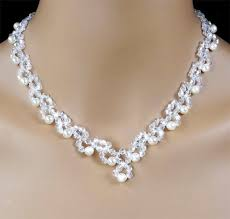 vintage wedding jewelry vintage bridal jewelry sets and pearl beadwoven