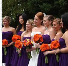 purple and orange wedding dress purple and orange weddingbee