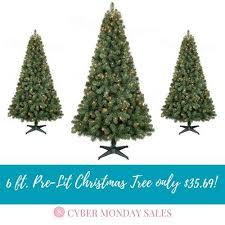 best black friday tree deals cyber monday sales 2018