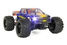 rc monster truck racing animus 18mt 4x4 rc monster truck hlna0692 119 00 modellsport