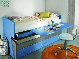 letto a con scrivania letto multifunzione per cameretta con secondo letto estraibile