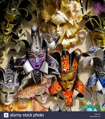 carnival masks carnival masks for sale in a shop in venice where the traditional