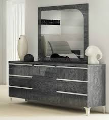 Birch Bedroom Furniture Grey Birch Bedroom Set By Esf