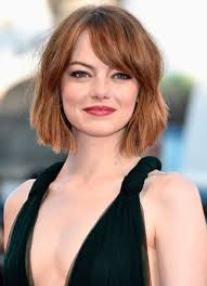short hairstyles with center part and bangs 20 easy ways to style short hair