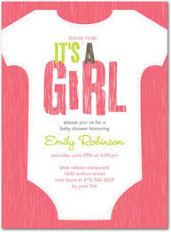 baby girl invitations baby girl shower invitations print or send personalized baby
