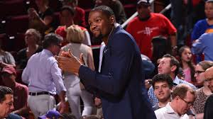 kevin durant injury update golden state warriors
