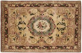 Gold Oriental Rug Aubusson Design Rugs U0026 Carpets Carpets By Dilmaghani