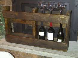 build mission wine rack plans diy hobbies small wood projects book