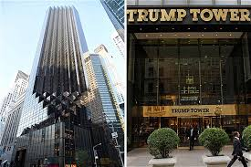 trumps home in trump tower everything is golden in the donald trump s house computer man music