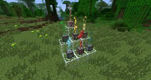 Minecraft Decoration Mod 1 5 2 Sp Mp Lan Particle Decoration Mod V 1 4 1 Minecraft
