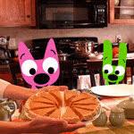 12 plates of thanksgiving ecard hallmark ecards