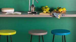 peinture verte cuisine vert déco décoration peinture mobilier accessoires côté maison