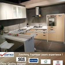 Made In China Kitchen Cabinets by High Gloss Golden Lacquer Finish Kitchen Cabinets Design For Sale