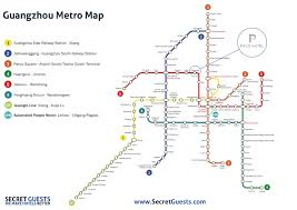 Metro Station Map by Paco Business Hotel Ouzhuang Metro Station Guangzhou China