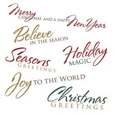 sayings and phrases happy holidays