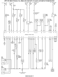 05 4runner sr5 v8 wiring diagram toyota 4runner diagrams