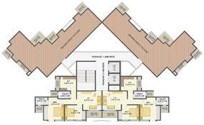 three paradises in kamothe mumbai price location map floor