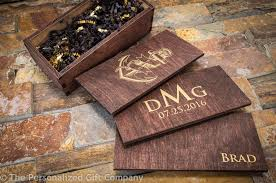 wooden groomsmen gifts top shelf gifts tagged gift box the personalized gift co