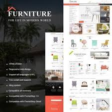 Furniture Theme Furniture Store Prestashop Theme Paid Modules U0026 Themes Prestashop