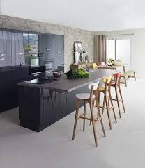 chaise haute pour ilot central cuisine chaises hautes et tabourets mobitec beautiful chaise haute pour