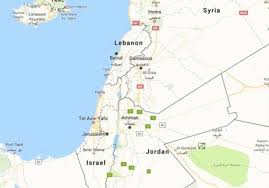 israel google google map bug sparks outrage over removal of palestine from maps