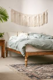 Bedding Frame Bohemian Platform Bed Outfitters