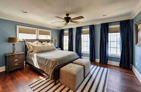 Light Blue Bedroom Curtains How To Use Curtains To Shape A Dramatic Cozy Interior