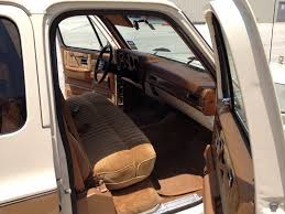 Saddle Interior 1990 Chevy Gmc Suburban Interior Colors