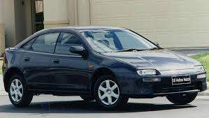 mazda car models used mazda 323 review 1994 2003 carsguide