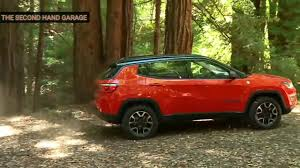 jeep compass 2017 overview compact suv youtube