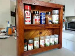 Spice Rack Including Spices Kitchen Inside Cupboard Spice Rack Thin Spice Rack Wall Mounted
