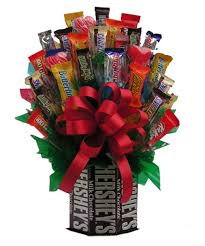 creative gift baskets chocolates more candy bouquet hayneedle
