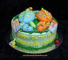 dinosaur cake cake 2