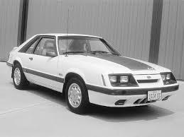 1986 mustang gt specs ford mustang gt 1986