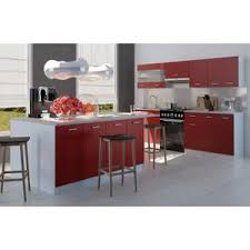 meuble cuisine ilot meuble cuisine ilot central achat vente pas cher