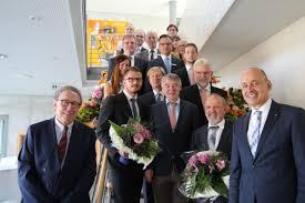 Dr Peter Bad Mergentheim Volksbank Mosbach Ehrt Mitarbeiter U203a Nokzeit U203a Top Wirtschaft