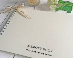 guestbook for funeral funeral guest book etsy