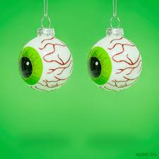 eyeball ornaments archie mcphee