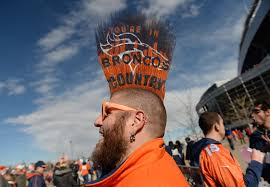 broncos fans through the years photos
